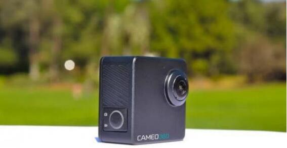 户外携带方便:Flick Labs推出的Cameo360的VR相机