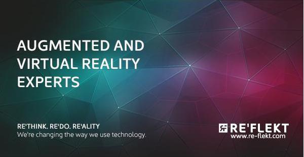 RE'FLEKT宣布REFLEKT 360正式上线