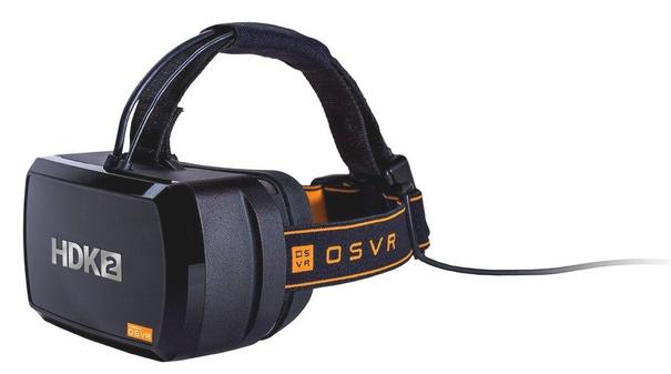 Razer的OSVR HDK 2是一款不容小觑的VR头显
