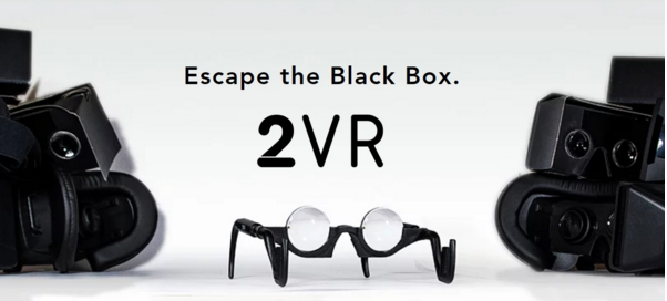 Stimuli VR公司推出便携式的VR眼镜2VR