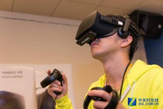 浓浓少女味 《VR女友》将推出嗅觉功能