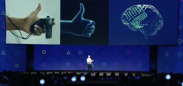 Facebook计划构建虚拟现实脑界面