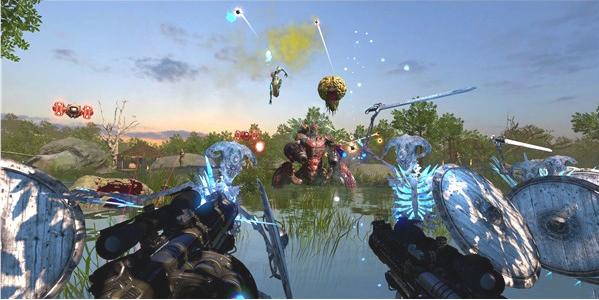 《英雄萨姆VR:最后的希望》已经登陆Steam抢先体验