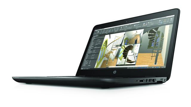 HP发布业界第一款VR-Ready笔记本工作站