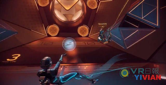 英特尔为何选《Echo Arena》为VR电竞挑战赛内容