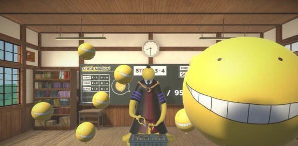 《暗杀教室VR》已上线