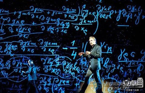 美国哥伦比亚大学物理学家试图用VR技术证实弦理论猜想