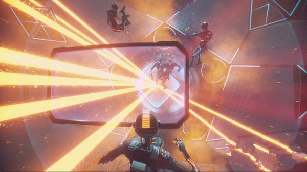 《孤声》专为VR控制器Oculus Touch打造的太空科幻冒险游戏