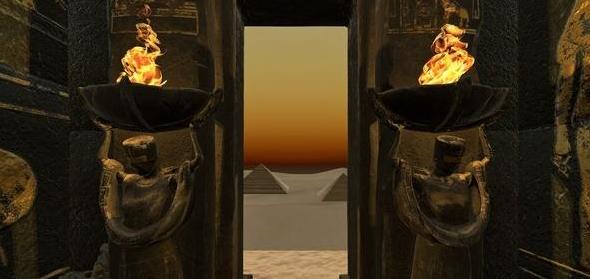 《失落传说:法老陵寝》深入法老的陵寝,闯入最深层的密室