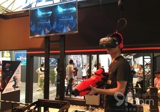 VR产业新布局 内容第一位