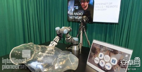 爱立信和Room One演示如何在VR中学习手术