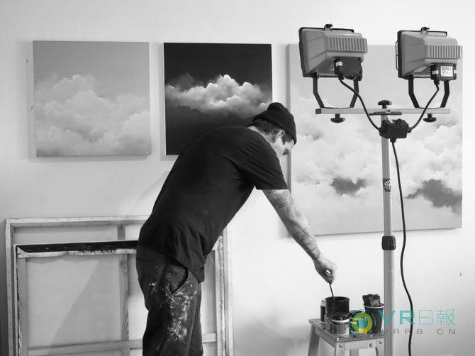著名澳大利亚艺术家布鲁克林·威伦谈VR创作:令人惊讶
