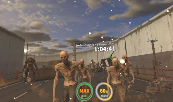 《力量之拳VR》已经正式上线Steam平台