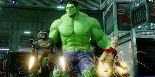 Oculus宣布和漫威游戏合作开发VR游戏《Marvel Powers United VR》