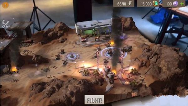《战争机器》已经上线微软MR眼镜