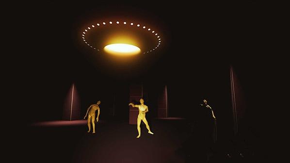 《僵尸嗜好 VR》与这群可恶的外星人僵尸战斗