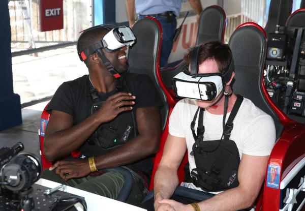 梦工厂动画决定在中国的一些城市打造VR主题公园