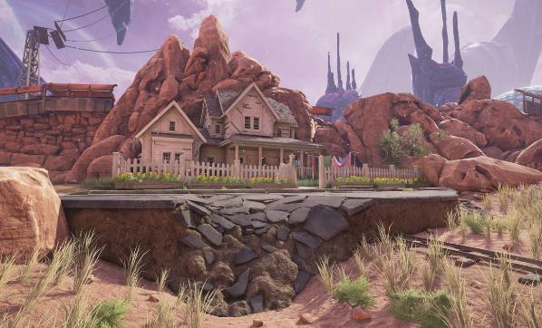 《仰冲异界》Cyan Worlds的第一款家庭主机游戏