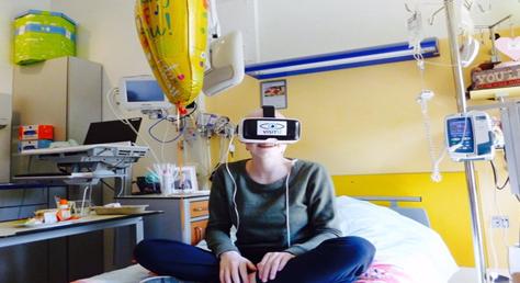 VR的未来,医疗领域最先看到曙光?