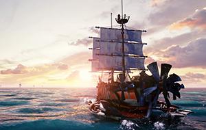 海洋传说-VR游戏