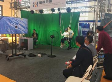 2017中国沈阳VRAR展览会开幕 虚拟现实亮相吸睛
