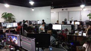 VR先驱者(VR First Men)第二期:《妖神战》团队 成都凯旋科技专访