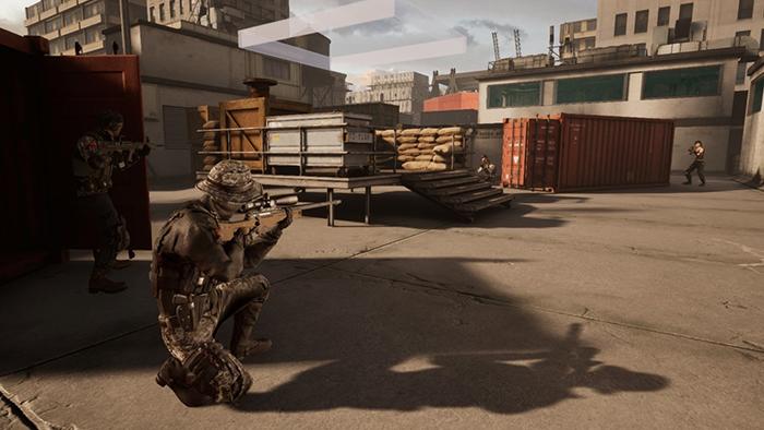 最纯正的VR枪战联机《和平之翼:对决》登陆7663
