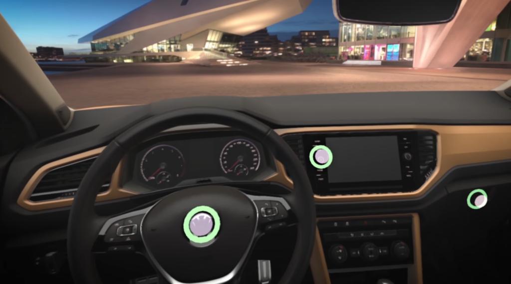 大众首次使用VR技术来庆祝T-Roc的全球首发