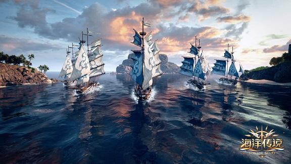 2018年最令人期待的VR网游--《海洋传说》来了