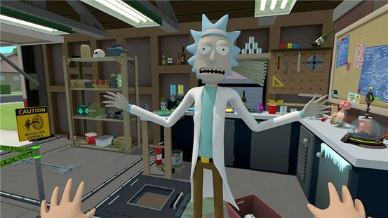 喂喂,我可也是铂金,请多看我一眼冷门铂金VR游戏盘点