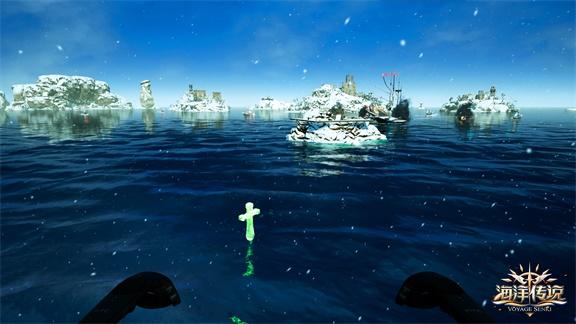 海上MOBA大乱斗--《海洋传说》震撼来袭