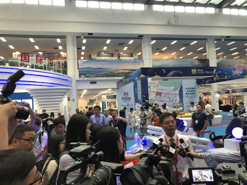 平潭海洋旅游与休闲运动博览会盛大开幕