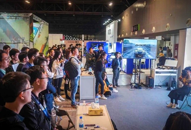 2019 VR/AR 新技术设备上海体验展